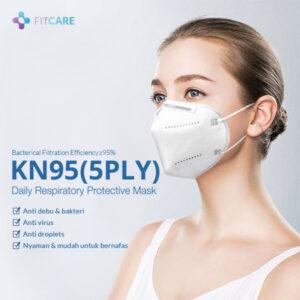jual masker KN95 harga terbaik