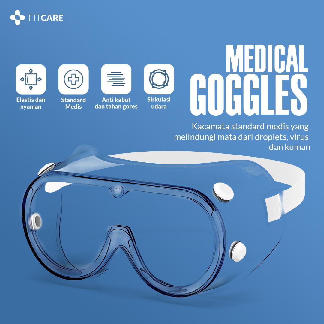 kacamata google medis