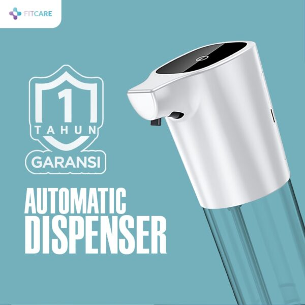 Automatic Dispenser Hand Sanitizer